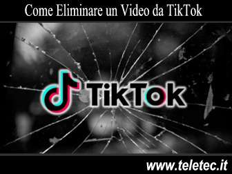 Come Eliminare un Video da TikTok