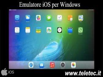 Come Eseguire le App di iPhone su Windows