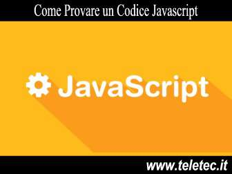 Come Eseguire un Programma in JavaScript