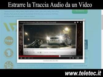 Come Estrapolare l'Audio da un Video e Salvarlo in Formato MP3