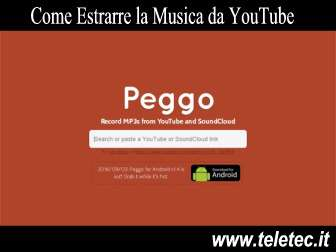 Come Estrarre la Musica da YouTube