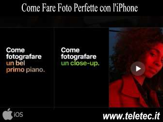 Come fare delle foto perfette con liphone  video guide apple