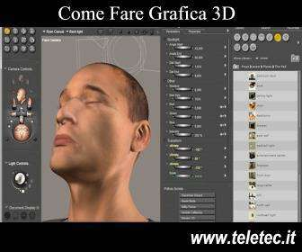 Come Fare Grafica 3D