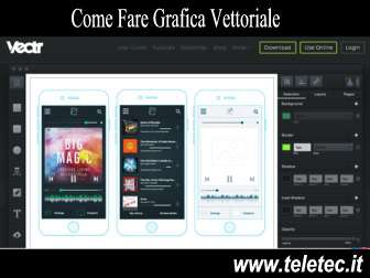 Come Fare Grafica Vettoriale con Vectr