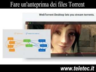 Come Fare un'Anteprima dei Files Torrent