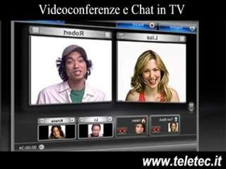 Come Fare Videoconferenze e Video Chat con la TV