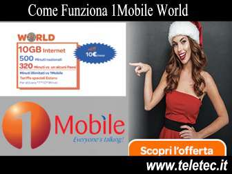 Come Funziona 1Mobile World - Natale 2018