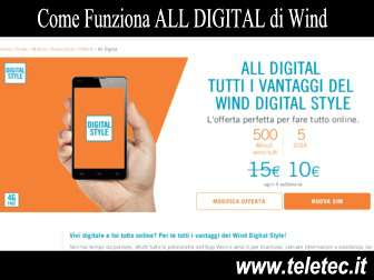 Come funziona all digital di wind