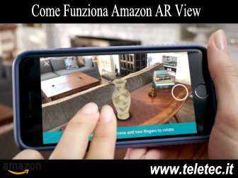 Come Funziona Amazon AR View