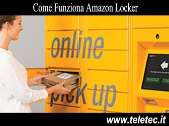 Come Funziona Amazon Locker