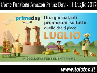 Come Funziona Amazon Prime Day 2017