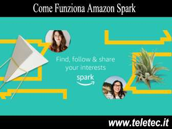 Come Funziona Amazon Spark - Il Social Network di Amazon