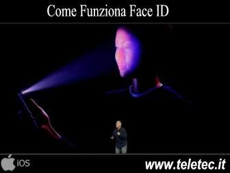 Come Funziona Apple Face ID
