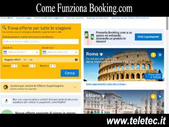 Come Funziona Booking.com