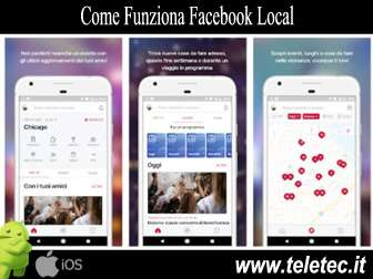 Come Funziona Facebook Local