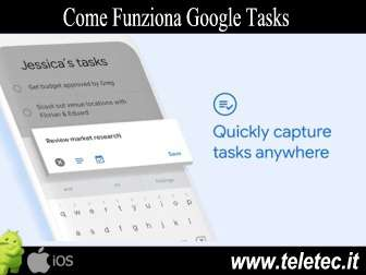Come Funziona Google Tasks - Gestire le Cose da Fare