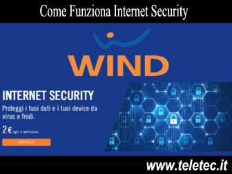 Come Funziona Internet Security di Wind