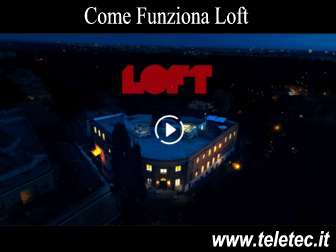 Come Funziona Loft - La TV dell'Editoriale Il Fatto Quotidiano