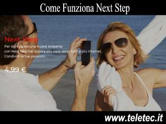 Come Funziona NoiTel Next Step - Agosto 2019