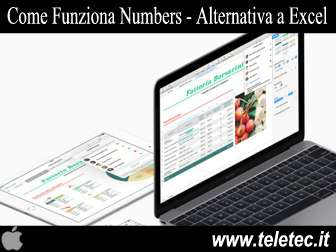 Come Funziona Numbers - Alternativa ad Excel per Mac
