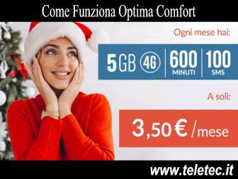 Come Funziona Optima Comfort Christmas Edition - Natale 2018