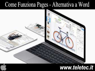 Come Funziona Pages - Alternativa a Word per Mac