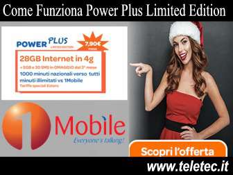 Come funziona power plus limited edition di 1mobile  natale 2018