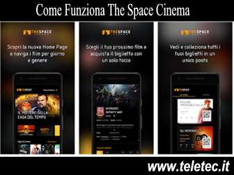 Come Funziona The Space Cinema