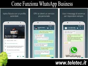 Come Funziona WhatsApp Business per Android