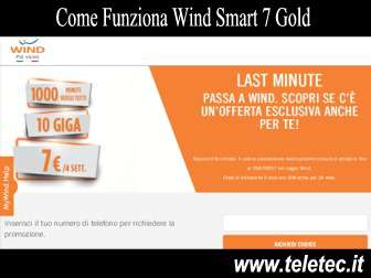 Come Funziona Wind Smart 7 Gold