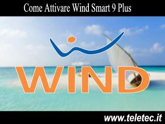 Come Funziona Wind Smart 9 Plus