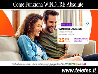 Come Funziona WINDTRE Absolute