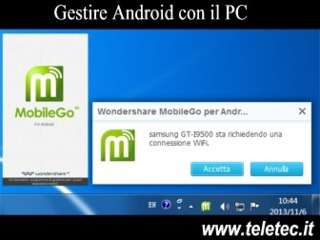 Come Gestire Android con il PC