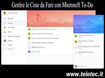 Come Gestire le Cose da Fare con Microsoft To-Do