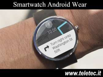 Come Gestire lo Smartwatch Android Wear