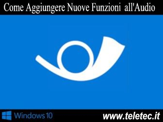 Come Gestire più Dispositivi Audio con Windows 10 - EarTrumpet
