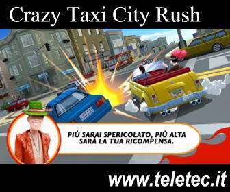 Come giocare a Crazy Taxi City Rush su Android
