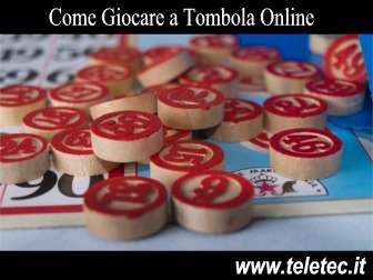 Come Giocare a Tombola Online