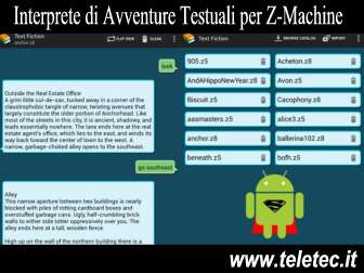 Come Giocare con le Avventure Testuali su Android - Text Fiction