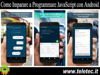 Come imparare a programmare in javascript con android  grasshopper