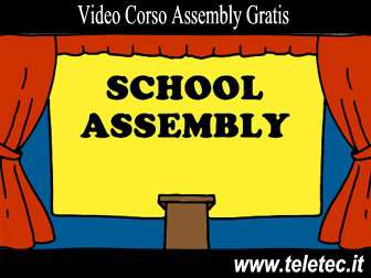 Come Imparare Assembly - Video Corso