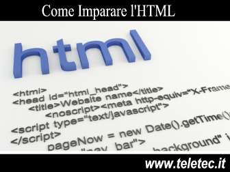 Come Imparare l'HTML - Video Corso Gratuito