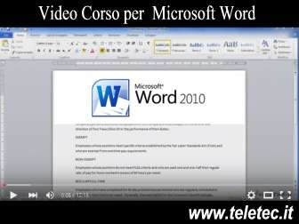 Come Imparare Microsoft Word - Video Corso Completo