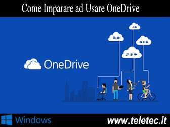 Come Imparare OneDrive - Video Corso