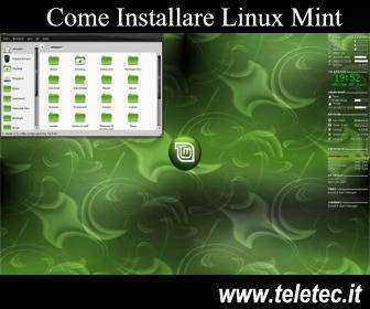 Come Installare Linux Mint