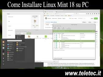 Come Installare Linux Mint 18 su PC