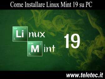 Come Installare Linux Mint 19 su PC