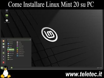 Come Installare Linux Mint 20 su PC