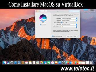 Come Installare MacOS su VirtualBox