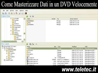 Come Masterizzare Dati in un DVD o in un CD Velocemente